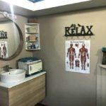 Hands of Serenity's Ipswich based Massage Room