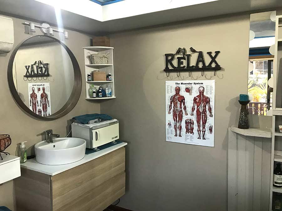 Ipswich based Massage Studio
