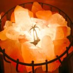 Hands of Serenity Salt Lamp