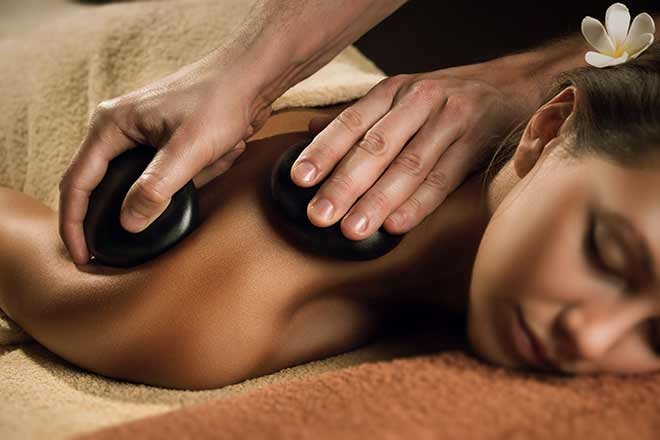 hot stones massage | Hands of serenity massage